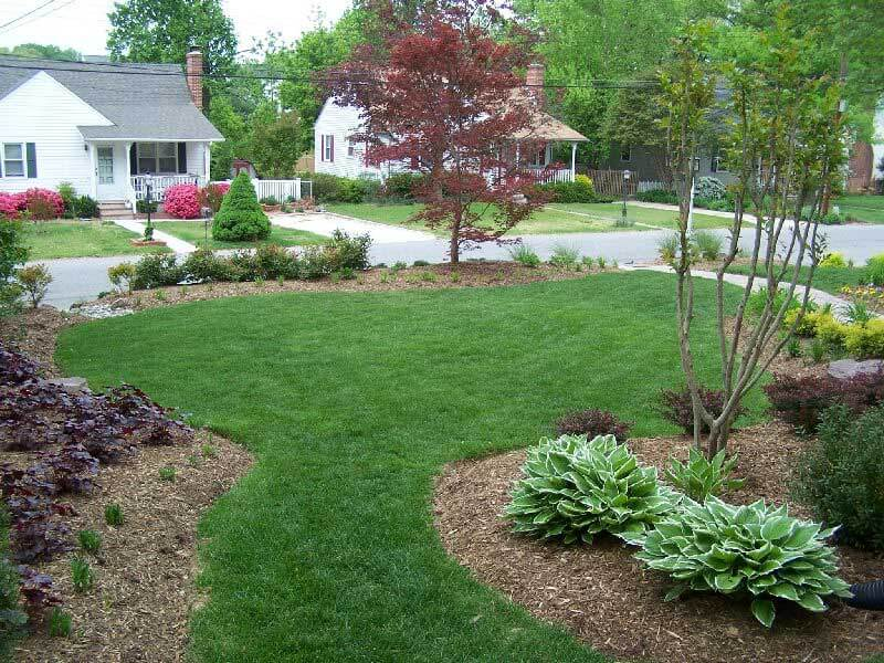 Landscape Gallery John Krause Construction Lusby Md