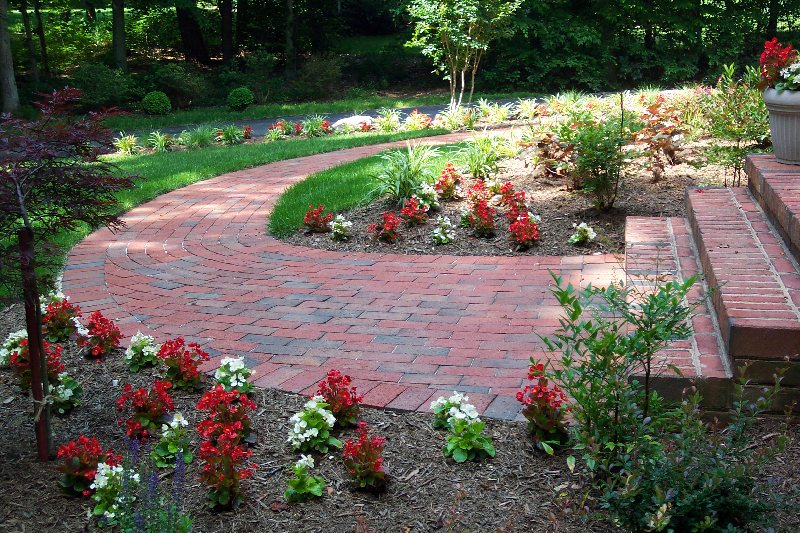 Calvert County Md Hardscaping John Krause Construction