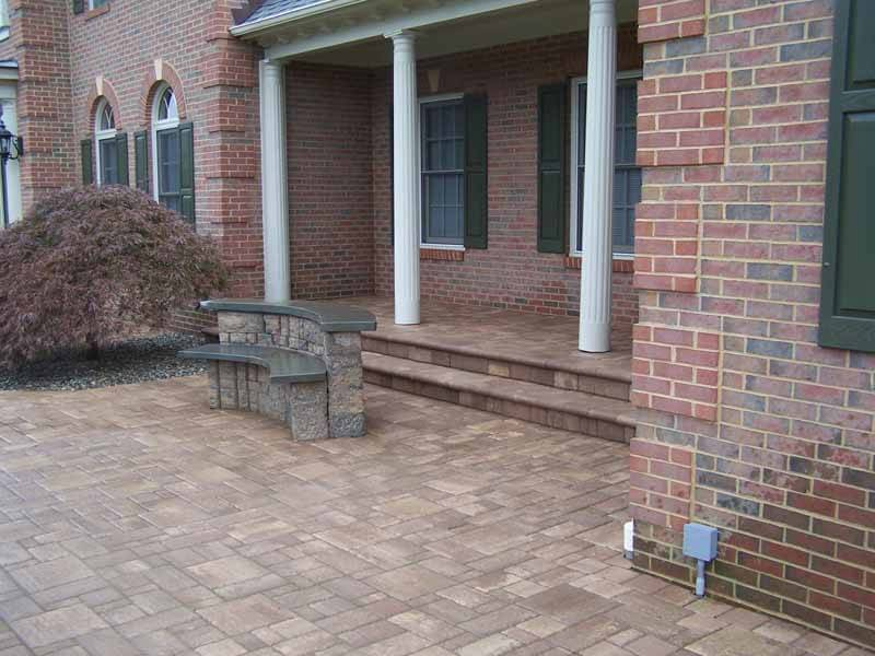 Patios Walkways Amp Retaining Walls John Krause Construction