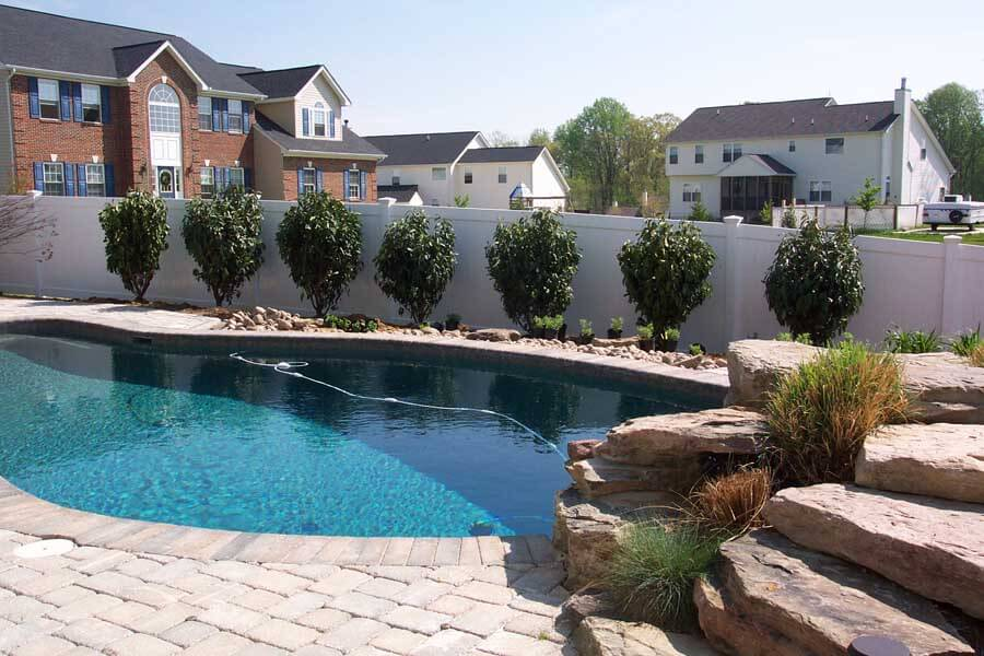 Pools john krause construction lusby md for Pool design jobs