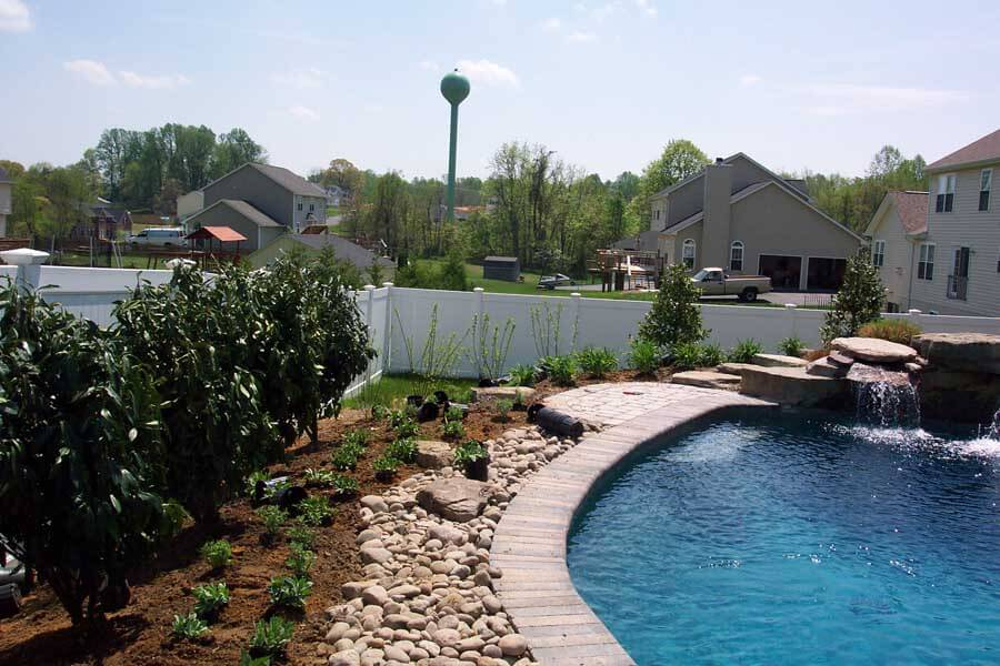 Pools John Krause Construction Lusby Md